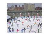 Tower of London Ice Rink  2015