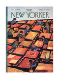 The New Yorker Cover - October 29  1966