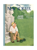 The New Yorker Cover - June 3  1944