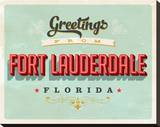 Welcome Fort Lauderdale Grunge