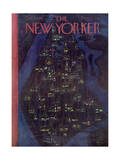 The New Yorker Cover - December 23  1950