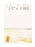 The New Yorker Cover - March 27  1965