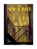 The New Yorker Cover - September 21  1968