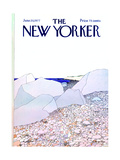 The New Yorker Cover - June 20  1977