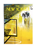 The New Yorker Cover - February 5  1966