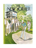 The New Yorker Cover - May 13  1974