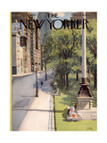The New Yorker Cover - May 31  1958