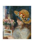 Reading Girl  1886