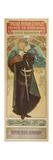 Plakat Fuer &Quot;Hamlet&Quot; Im Theater Sarah Bernhardt  1899