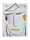 Redeemer's Face (Ferne Hoheit/ Buddha II)  C 1921