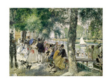 Bathing on the Seine (La Grenouillere)   1869