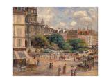Place De La Trinité  1893