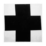 Croix noire Giclée par Kasimir Malevich