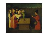 The Conjuror  1475-80
