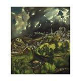 View of Toledo  C 1597-99
