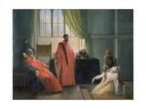 Valenza Gradenico Vor Der Hl  Inquisition