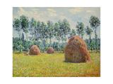 Haystack in Giverny  1884