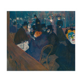 At the Moulin Rouge  1892-93