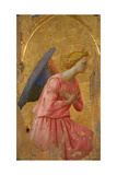 Angel of the Annunciation (Fragment)