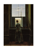 Woman at the Window  1822