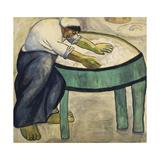 The Washerwoman  1911
