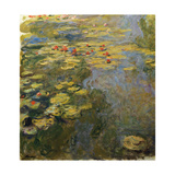 The Waterlily Pond  1919