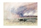 A Storm over Venice