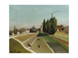 Landscape with Factory (Paysage Avec Usine)  C 1896-1906