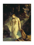 Susanna Bathing  1839