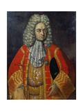 Portrait of Grigorij Dmitriewitsch Stroganoff