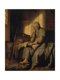 The Apostle Paul in Prison  1627