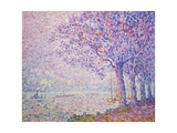 The Seine at St  Cloud  1903