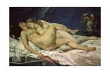 The Sleep (Le Sommeil)  1866