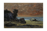 After the Storm  1872
