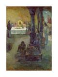 Scene of the Last Supper  1897-99