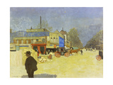Place Clichy  1901