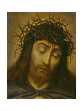 Head of Christ with Crowned with Thorns  Ca  1625