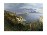 The Gulf of Naples  1883