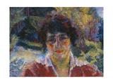 Portrait of Armida Brucky  1909