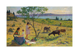 Pastoral (Bucolique)  Ca 1932