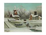 Winter (L'Hiver)  1907