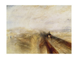 Rain  Steam  and Speed (The Great Western Railway)  1844