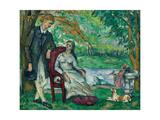 The Conversation (La Conversation)  1872-73