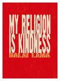 My Religion Giclée par Lisa Weedn