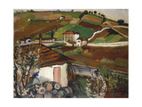 Houses in the Countryside  1921