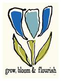 Grow  Bloom & Flourish