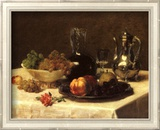 Still Life  Corner of Table