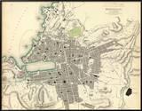 Marseille  France  c1840