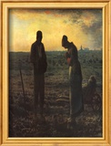 The Evening Prayer (L'Angélus)  c1859