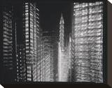 Chrysler Building Motion Landscape 4